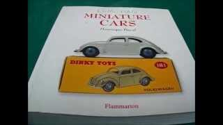 collectible miniature cars book review