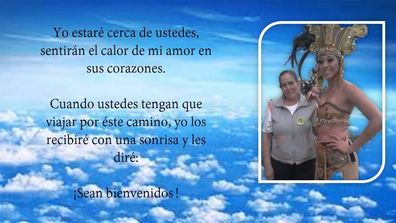 Frases Para Un Aniversario: Primer Aniversario De Fallecimiento Aurora AM