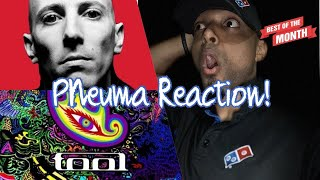 Tool Pnuma MIND BLOWN reaction! I will never be the same again!