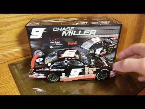 NASCAR Diecast Review: 2008 Chase Miller Verizon