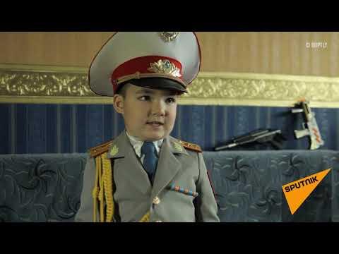 В Казахстане живет самый маленький генерал МВД