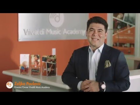 Vivaldi Music Academy TV Edit - Savage Henry Films - Houston Texas Video Production