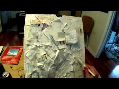 Woman's Work: Soap, Litter, Paper