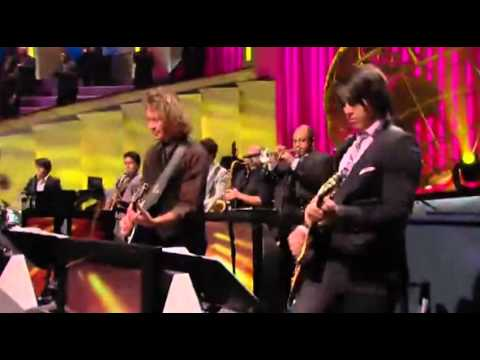 Israel Houghton   Jesus The Same 06 24 12   YouTube