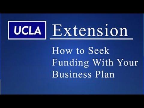 How To Seek Funding