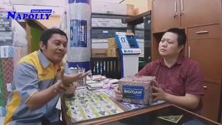Bedah Napolly Di Toko Borobudur Furniture Bekasi