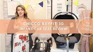 Chicco KeyFit 30 Review