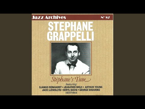 Stephane Blues (feat. Dennis Moonan, Stanley Andrews, Eugène Pini, George Shearing, Syd...