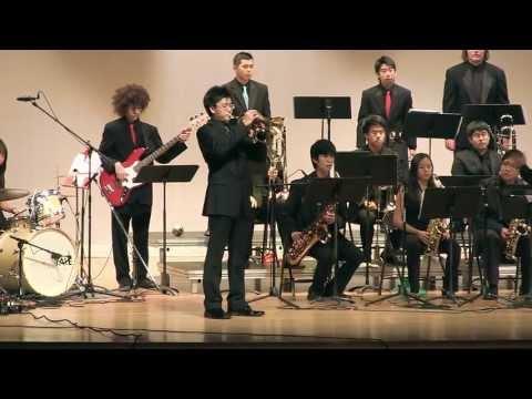I Remember Clifford _ OBDA High School Select Jazz Band 2012