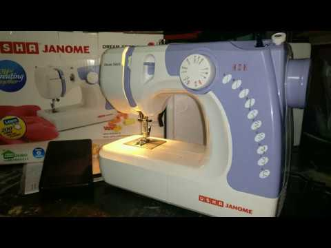 Issues With USHA Janome Dream Stitch Automatic Zig Zag Electric Inspiration Sewing Machine Dream