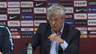 """Lucescu: """"Rakip Bizim İki Hatamızı Değerlendirdi"""""""