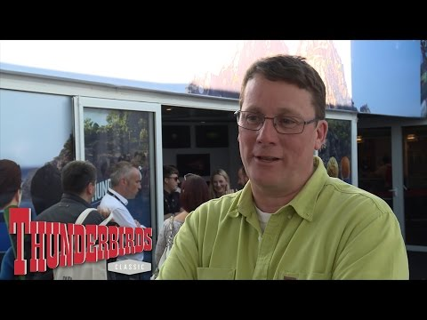 Thunderbirds Are Go Premiere With Richard Taylor - Thunderbirds