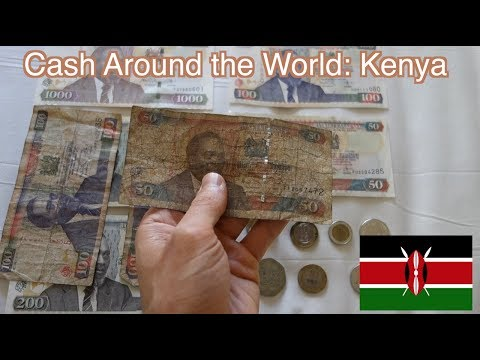 Cash Around the World: Kenya