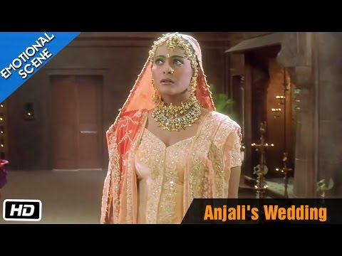 Anjali's Wedding - Emotional Scene - Kuch Kuch Hota Hai - Shahrukh Khan, Kajol