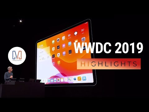 IPadOS, Dark Mode On IOS, MacOS Catalina: WWDC 2019 Highlights