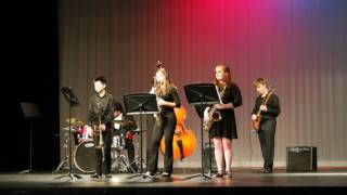 Monta Vista HS Fall 2016 Jazz Concert- In A Sentimental Mood