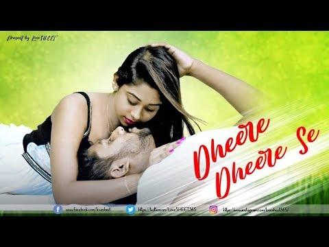 Dheere Dheere Se - Cute Love Story | Swapneel Jaiswal | Aashiqui | Kumar Sanu | Yo Yo Honey Singh