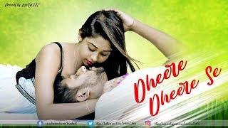 Dheere Dheere Se - Cute Love Story   Swapneel Jaiswal   Aashiqui   Kumar Sanu   Yo Yo Honey Singh
