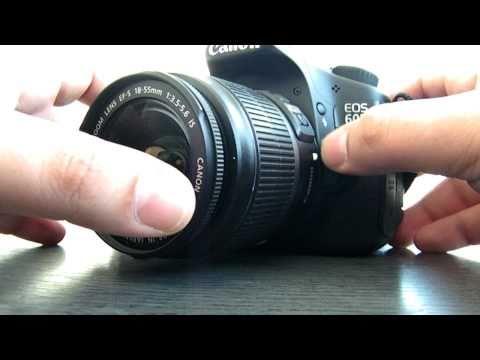 Canon EOS 60D - Body Video