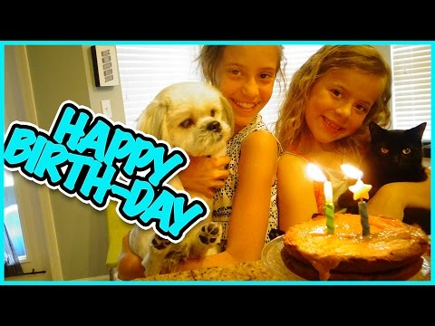 🐶DIESEL TURNS 2🐶 AND WE ALMOST RUN OVER A TURTLE! FAMILY VLOG | SMELLY BELLY TV