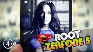 Como fazer Root no Zenfone 5 em 5 minutos #ZenLab