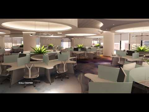 Animation Sinnovate ,Saudi Airline Office