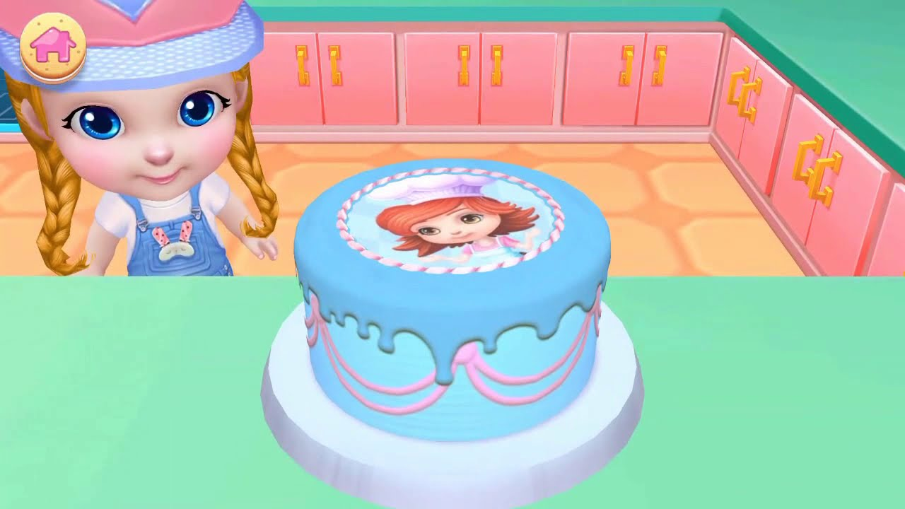Barbie Cooking Cake Games To Play Now Android Game Play