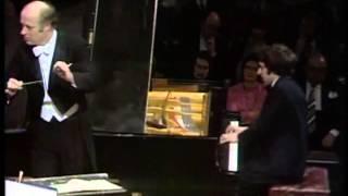 Ashkenazy plays Beethoven Concerto 5: Emperor