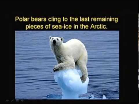 Penguins, Polar Bears and Civilization: Vanishing Polar Ice and Human Climate Vulnerability
