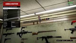 gta v online the firework launcher ammo musket are for sale