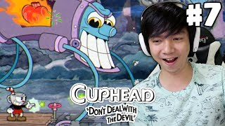 - Sikat 4 Boss  Cuphead Indonesia Part 7