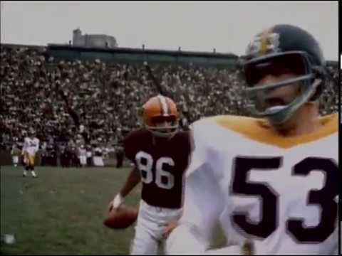 1966 Browns at Steelers Game 8