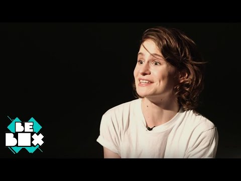 Introducing Christine and the Queens | Box Upfront with got2b