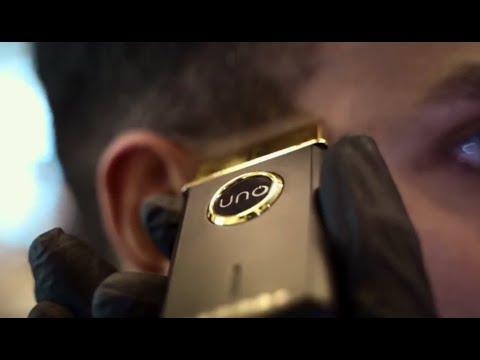 Gamma+ UNO - Professional Mobile Shaver [Official]