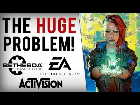 EA, Bethesda & Activision Lose Billions In 2020 & Things May Only Get Worse...