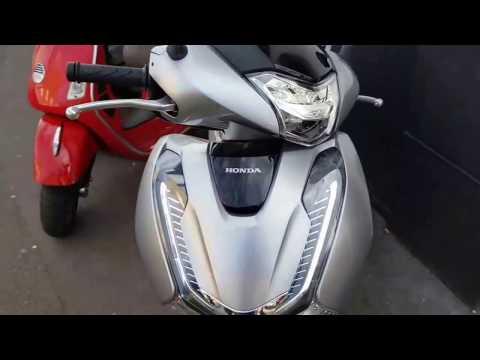 Honda Sh125i ABS 2017 SH125ADH