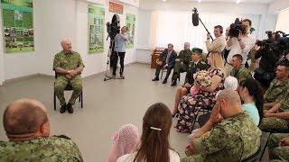 Лукашенко видит главную угрозу миру в столкновении крупных держав