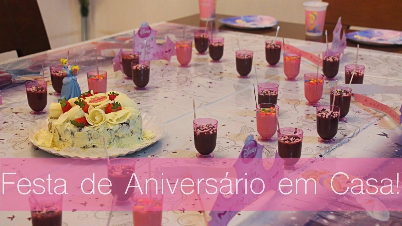 Festa de Aniversário em casa decoraç u00e3o, doces e salgados I #thatododia YouTube -> Decoração De Zebra Para Aniversario