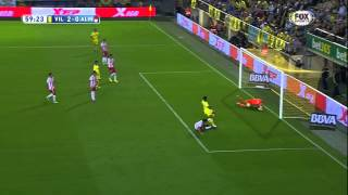 Video Gol Pertandingan Villarreal vs Almeria