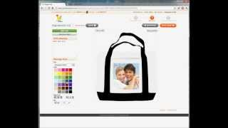 Make Your Own Tote Bag With Printed Photo