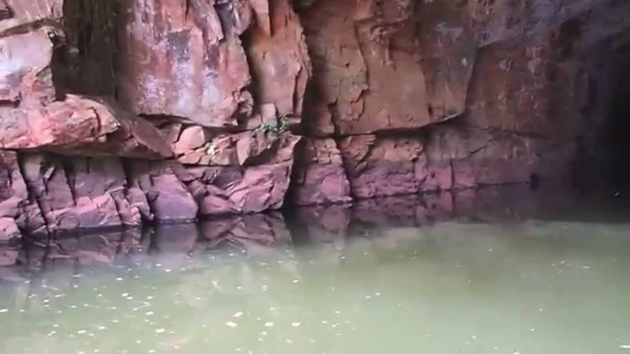 Badin Lake Cave Youtube