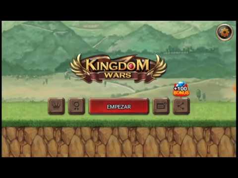 Juego Guerra de Reinos - Kingdom Wars - Videos de Juegos Android