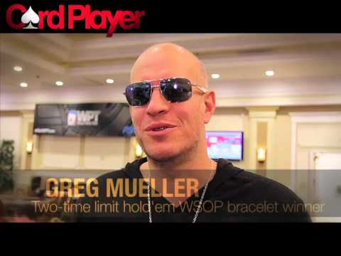 Poker Strategy -- Greg Mueller On Hand Selection In Limit Hold'Em