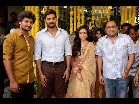 Nani - RX 100 Karthikeya - Vikram K Kumar movie launched | Mythri Movie Makers | Nani 24 Opening Mp3