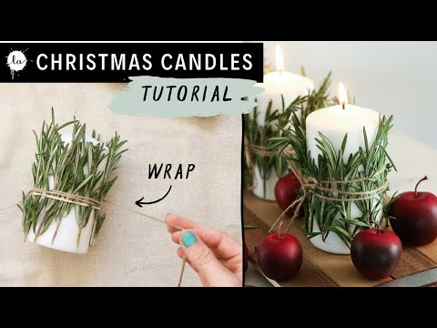 DIY Easy Decorating Ideas - Christmas table Idea or customize it for any event!