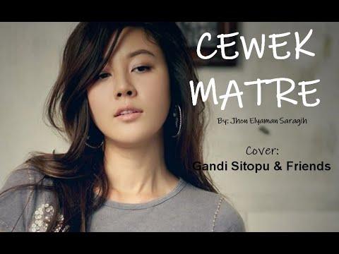 Lagu Simalungun - CEWEK MATRE - Jhon Elyaman Saragih