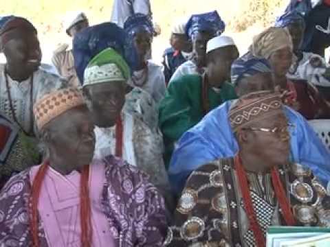 Commissioning Of Ado-Ekiti Prisons