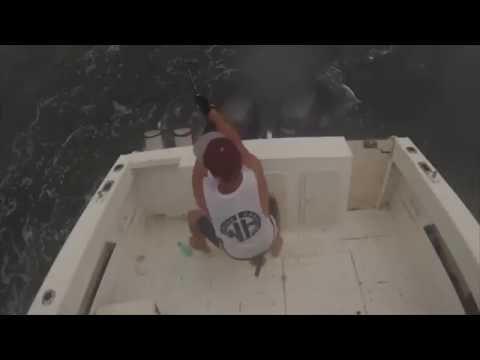 Viral Video UK: Fishing boat flips in ocean