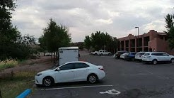 A fly around the Holiday Inn, Chinle, AZ.....