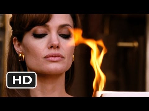 The Tourist #1 Movie CLIP - Burn This Letter (2010) HD